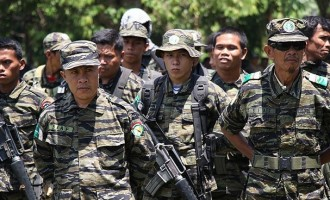 Philippines halts peacekeeping mission in Liberia over Ebola