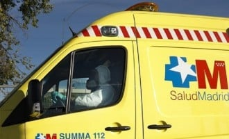 Priest with Ebola arrives Madrid, in stable condition
