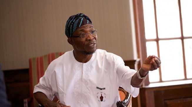 PDP to Aregbesola: Sell helicopter to pay salaries