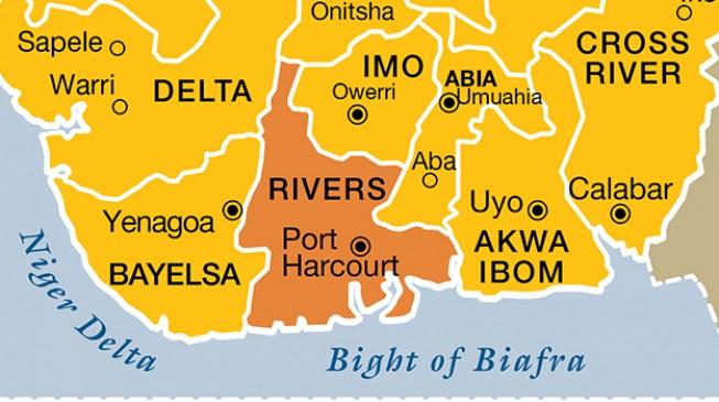 Troops 'kill' 5 Niger Delta militants