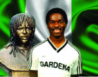 'The word death strikes me hollow' and more Sam Okwaraji's quotes
