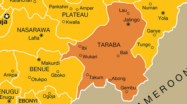 Taraba lawmakers reelect ex-speaker