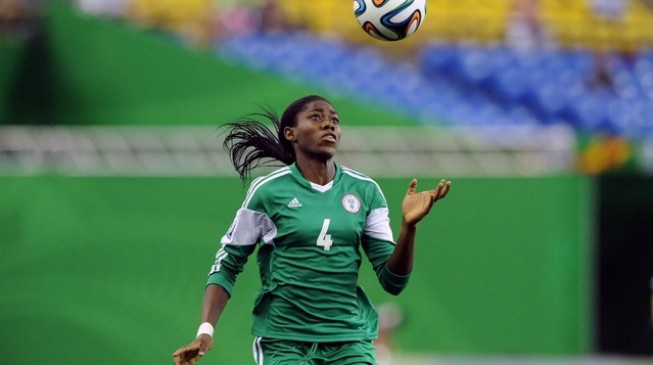Jonathan praises Falconets for World Cup feat