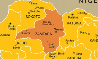 Gunmen kidnap district head, son in Zamfara