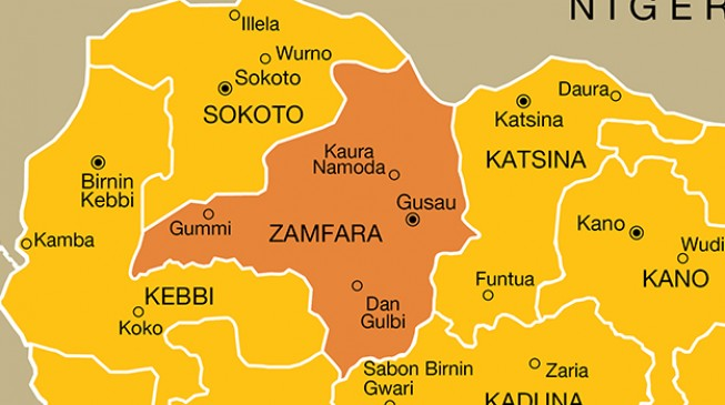 Air force deploys troops to Zamfara 'to prevent further attacks'