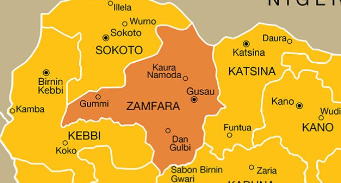 Gunmen kidnap district head, son in Zamfara
