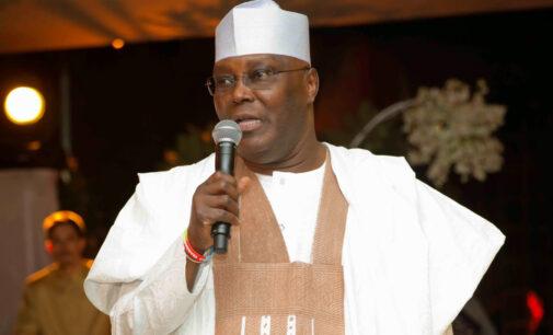 Atiku: Buhari and I both want to rescue Nigeria