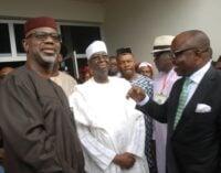 Jonathan will run in 2015, says Anenih
