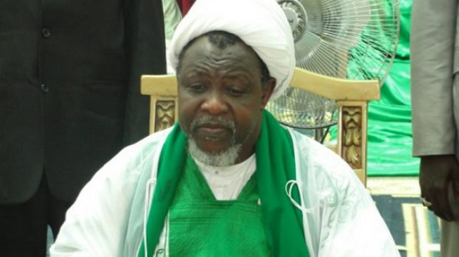 DSS: El-Zakzaky, Dasuki chose to be with us because we are taking care of them