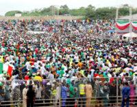Omisore's time has come, says Jonathan