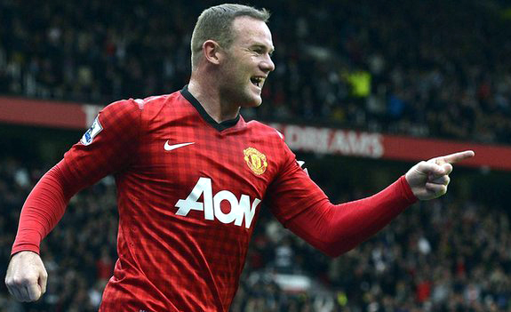Captain Rooney could celebrate today