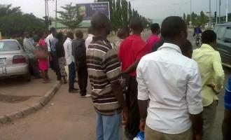 FCT residents lament 'hopeless' petrol scarcity