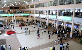 NDLEA nabs Brazil-bound passenger hiding $34,000
