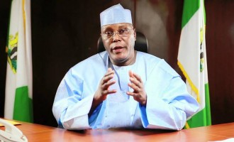 Atiku: The solution to Nigeria's crisis does not lie with one man