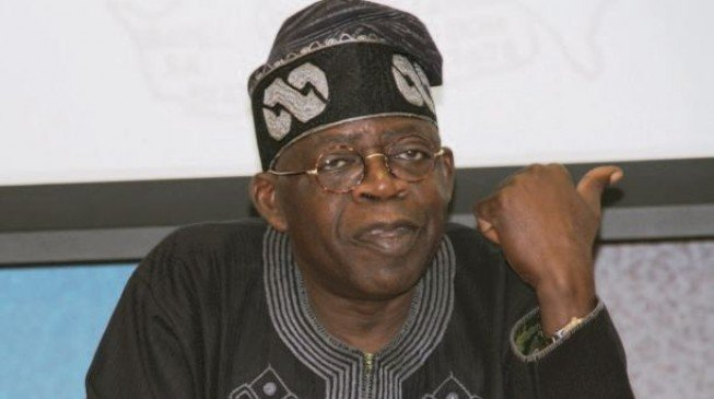 Tinubu: INEC to 'rig 2015 election for Jonathan'