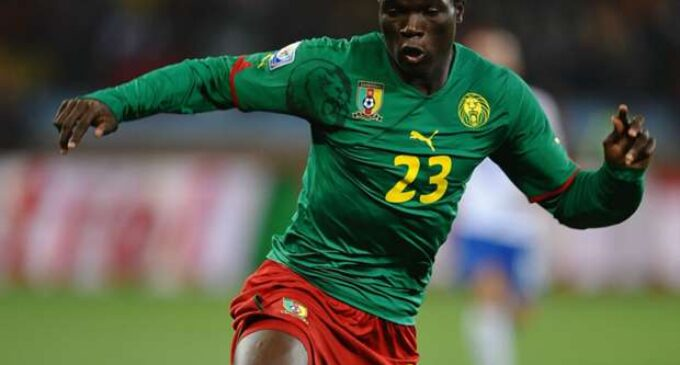 AFCON qualifiers: Eagles lose, Cameroon win without Eto'o