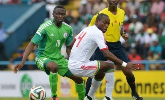 Keshi: Eagles condemned to win in South Africa