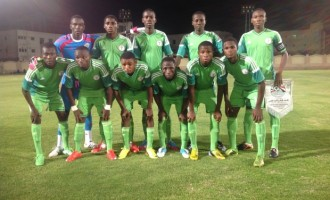 Golden Eaglets qualify for Niger 2015 in style
