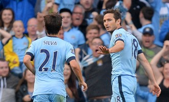 Lampard haunts Chelsea, Leicester sink United