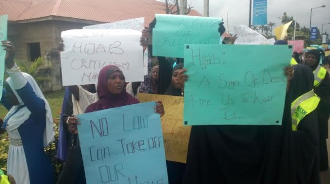 Court rules Osun pupils can wear hijab to school