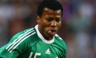 Uche: It's an honour to play for Nigeria