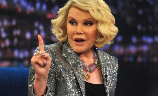 OBITUARY: Joan Rivers, the no-holds-barred comedienne who even joked about her death!