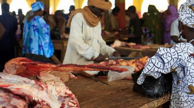 Want to buy meat in Lagos? Not today!