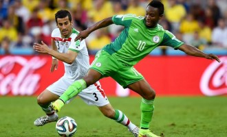 Siasia: To talk to Mikel, you have to be ready for your own beating