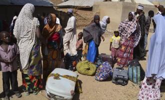 Boko Haram: 5 women deliver in refugee camp