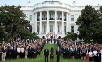 White House remembers 9/11
