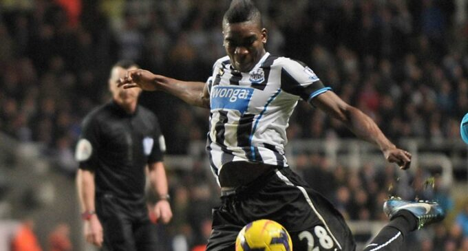 Pardew:  Ameobi running out of chances to prove worth