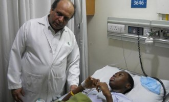 Indian surgery saves 17-year-old Nigerian sickle cell patient