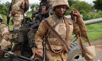Nigerian military getting serious about B'Haram