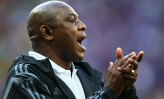52-year-old Keshi 'wants to win' 52nd game against Congo