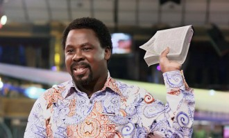 TB Joshua 'saddened' by building collapse