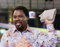 Coroner: TB Joshua 'can be arrested'