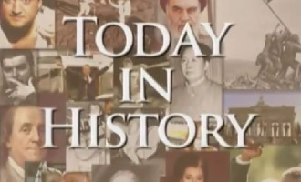 Today in history for September 22