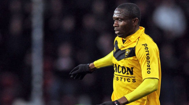Nwofor parts company with Dutch club, VVV Venlo