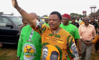 Obiano re-elected Anambra governor by a landslide