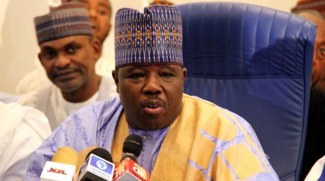 Recognise Sheriff and end this mess, Ojugboh tells PDP