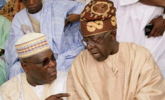 Tinubu hits Atiku: You have enough party membership cards to build a house