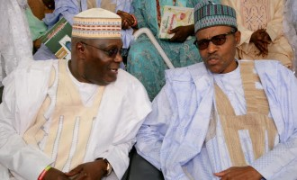 Buhari, Atiku and the allegory of 'danran' and 'gbafe'