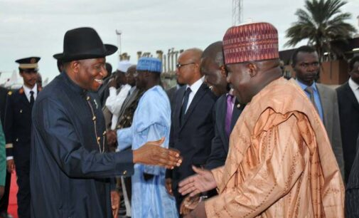 THE INSIDER: How Sheriff sneaked into Jonathan's party, sparking off outrage and denial