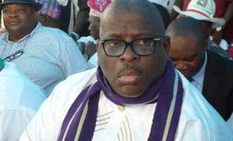 You are suffering from 'mouth diarrhoea', PDP senator hits Fayose