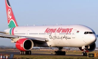 2 Kenyan Airways planes with 'about 100 Nigerians' suffer engine failures at Nairobi airport