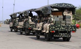 450 Nigerian soldiers trained by Pakistan, says envoy