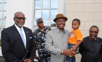 Obiano celebrates supreme court victory