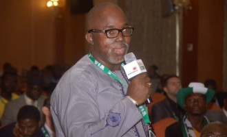 Pinnick ready to beg Giwa for Nigerian football