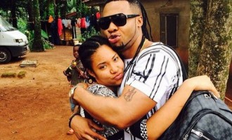 Anna Ebiere is in love with Flavour – and she won't hide it!