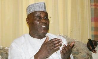 Atiku asks FG to fulfill promise of making Nigerians safe
